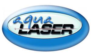 Aqua Laser Logo