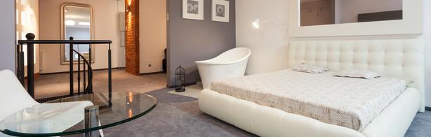 Schlafzimmer effektiv saugen