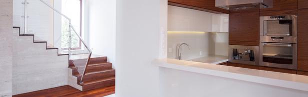 Treppenhaus richtig saugen